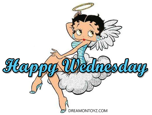 Betty Boop Pictures Archive - Bbpa Wednesday Betty Boop -7104