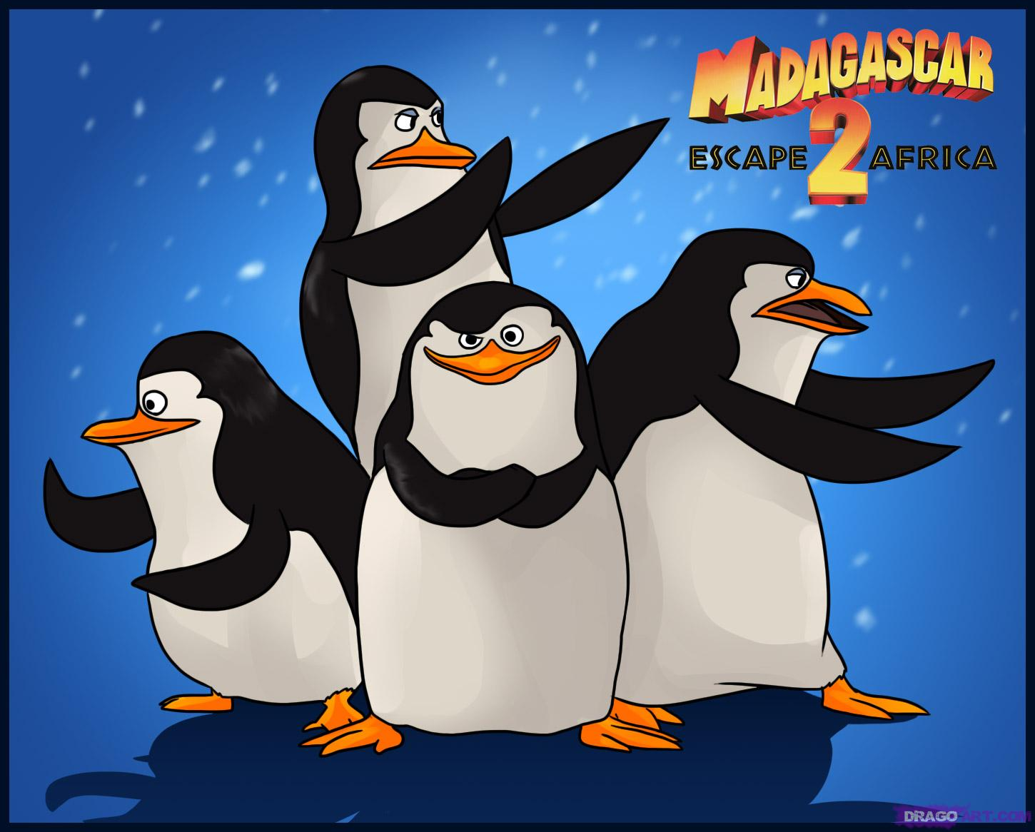 Denisblogs The Madagascar And The Penguins Of Madagascar