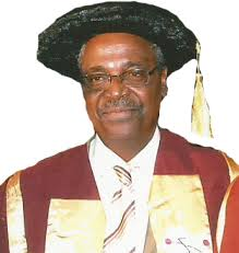 former Vice Chancellor of the University of Ibadan, Prof. Olufemi Bamiro