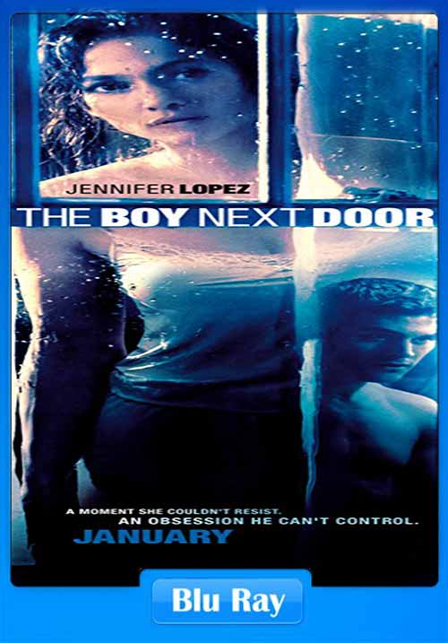 The Boy Next Door 2015 HEVC 100MB BluRay x265 Poster