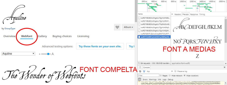 Como obtener cualquier font gratis (fuentes gratis)