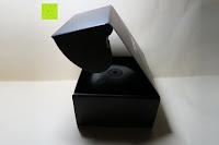 Box: Lumen Basic schwarz ? Rauchmelder, ersetzt Ihr Sockel/Pavillon Luminaire (Noxe)