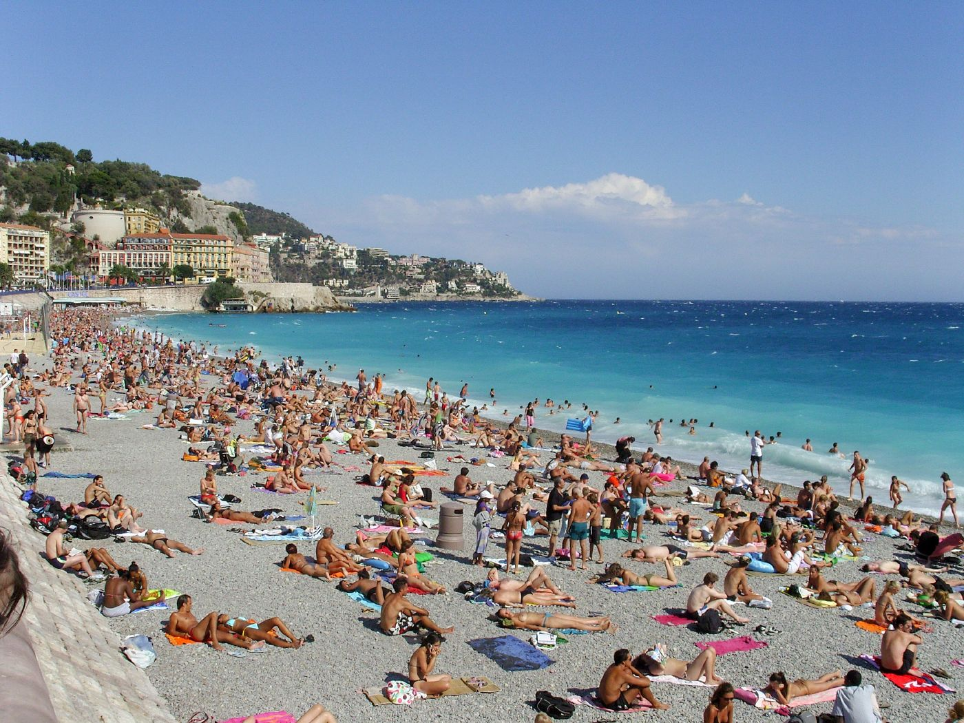 Monaco Nude Beach