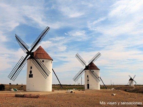 Ruta de los Molinos de viento, Miguel Esteban, Castilla la Mancha, Cuenca