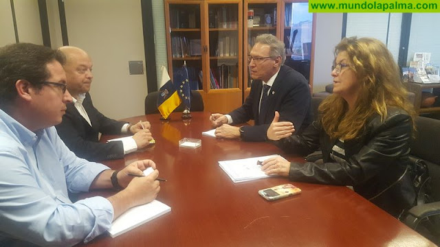El Gobierno de Canarias prosigue con las inspecciones en lácteos y carnes y amplía los controles en aloe vera y vino