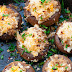 STUFFED MUSHROOMS EASY RECIPE WITH SAUTEED MUSHROOMS