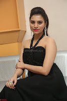 Priyanka in Sleeveless Black Slim Dress Spicy Pics ~  Exclusive 23.JPG