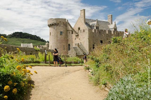 Fort la Latte viaje Bretaña monumentos Francia