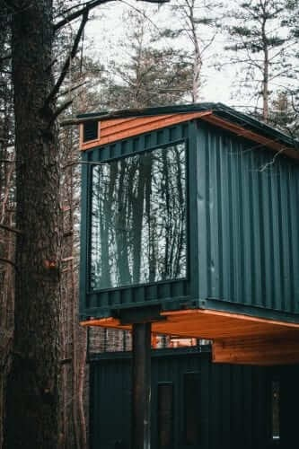 11-Bedroom-from-outside-The-Box-Hop-Container-Cabin-Architecture-www-designstack-co