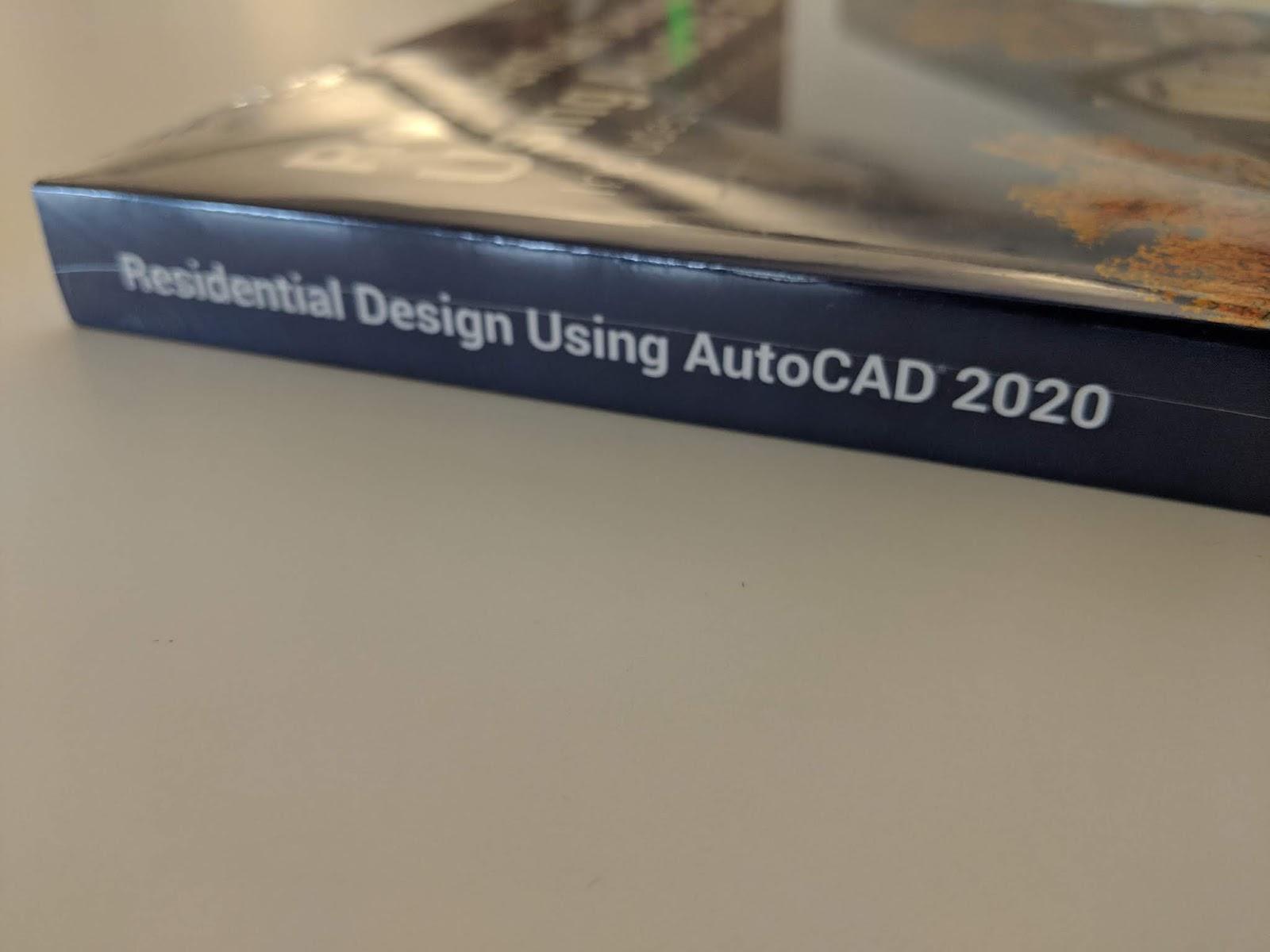 BIM Chapters: My New AutoCAD 2020 Book