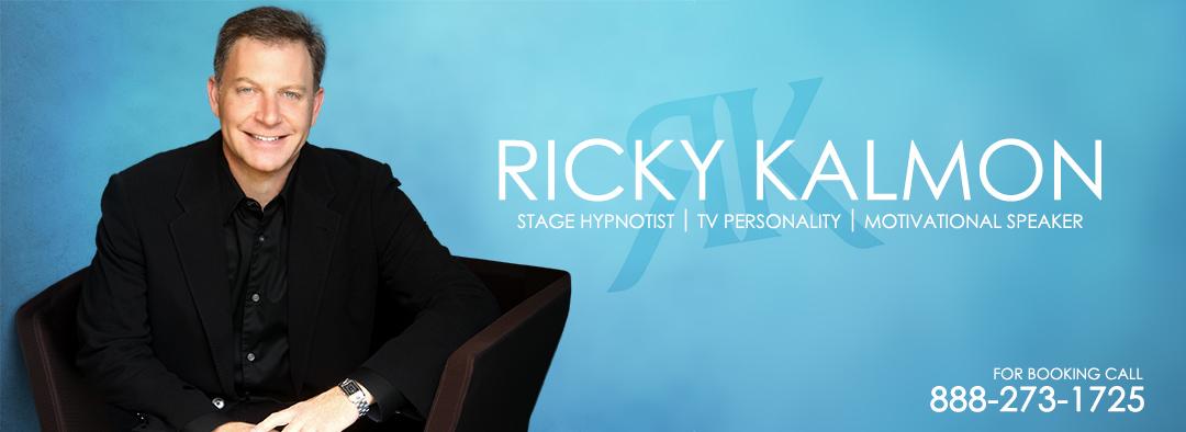 RICKY KALMON - Motivational Speaker, Mindset Expert, Empowerment