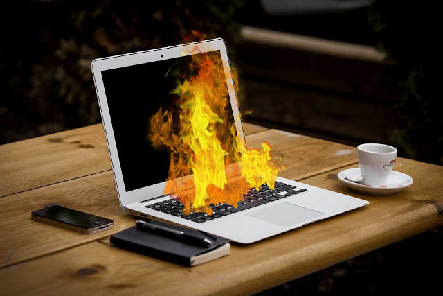 Laptop Overheating Problem Solution