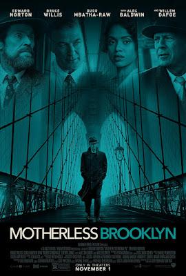 Motherless Brooklyn 2019 Movie Poster 2
