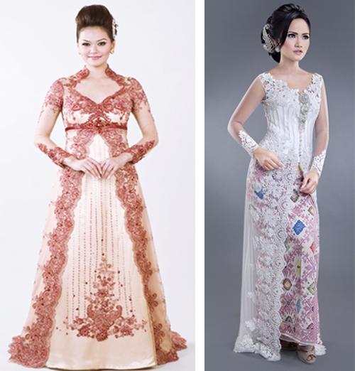 gambar model baju pengantin terbaru