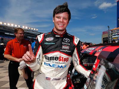 Erik Jones Added To His Scrapbook of Memories At Texas Motor Speedway #NASCAR