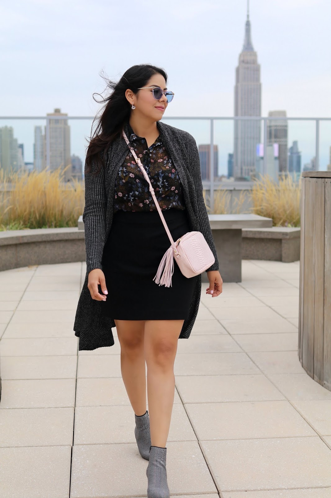 cabi fall 2018 style, cabi fall style, blogger in new york