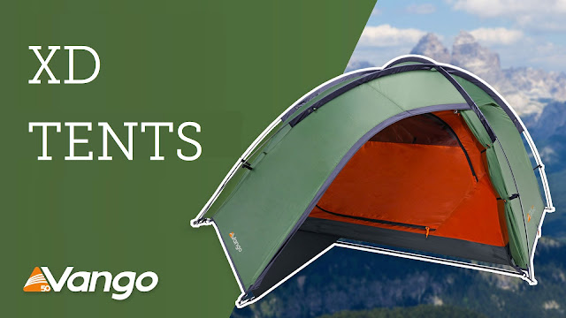 Vango XD Tents for 2018 - Complete Outdoors