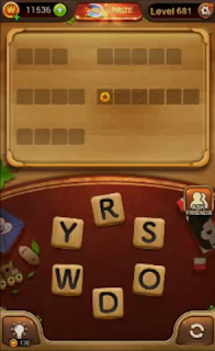 Word Connect Level 681 to 700 Answers