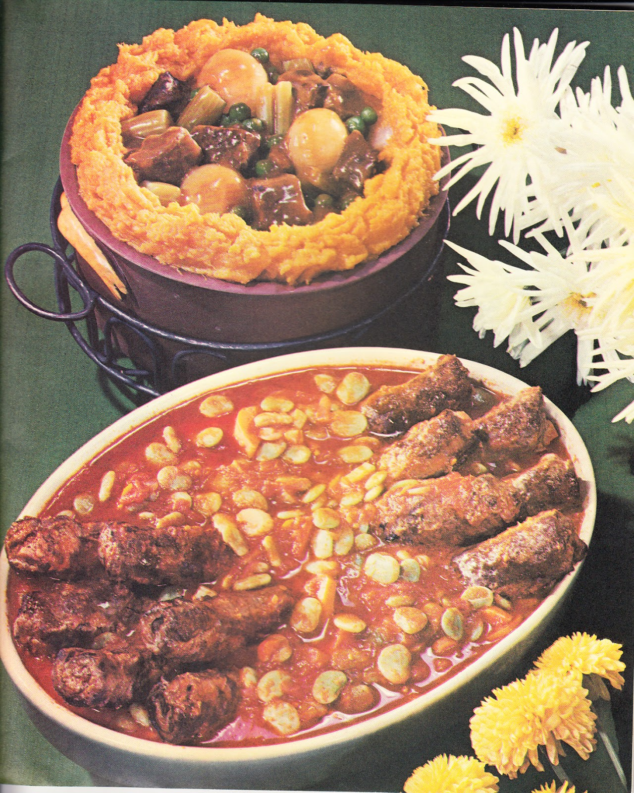 The Left Chapter: McCall's Casserole Cookbook W. Beef Pie