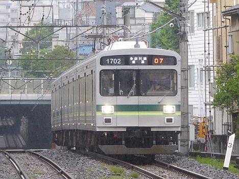 東急【多摩川線直通】列車もあった!