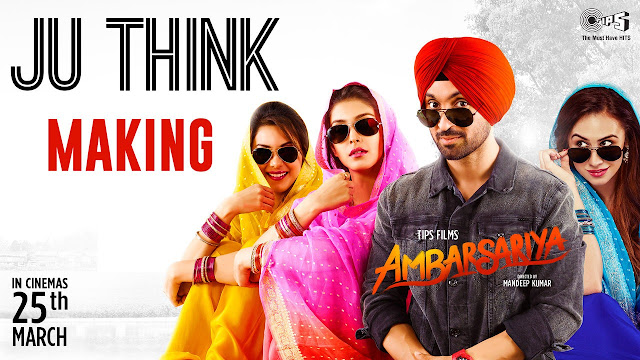 Diljit Dosanjh Movie Ambarsariya