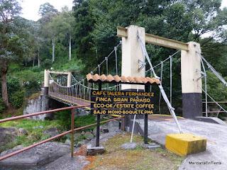 Cafetalera Fernandez, Boquete, Panamá