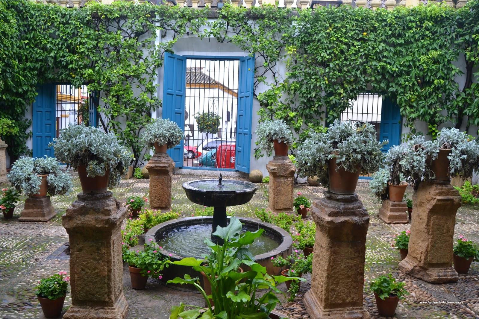 Jardineria Eladio Nonay: PATIOS ANDALUCES (Jardinería