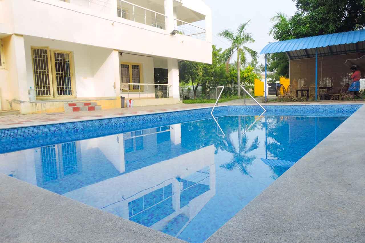 sri garden beach house chennai