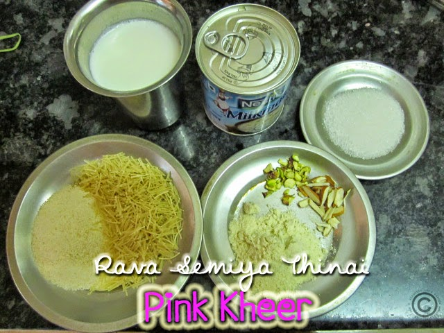 rava-semiya-thinai-payasam