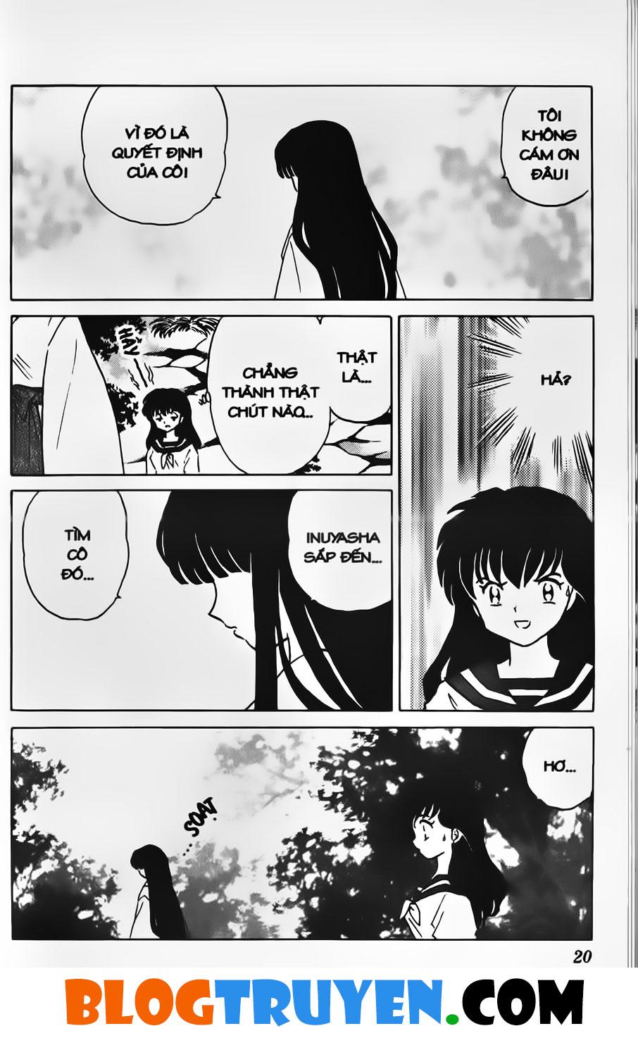 Inuyasha vol 32.1 trang 18