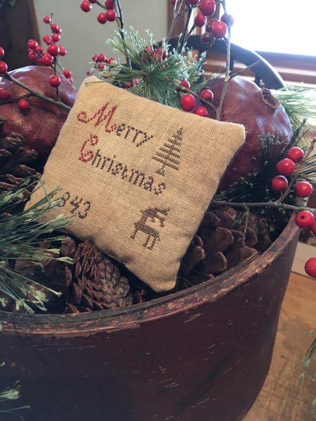 Homespunprims Merry Christmas