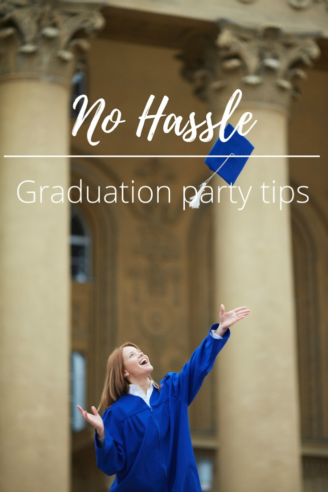 No Hassle Graduation Party Tips