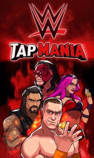 Download WWE Tap Mania Mod Apk v17482.19.0 Latest for Android
