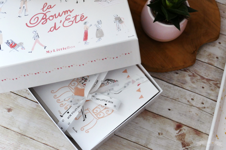 My little Box Sommerboom - La Boum d'Eté Mai 2019