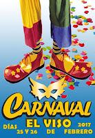 Carnaval de El Viso 2017 (Motivo del cartel copiado del Carnaval de Constantina 2014)