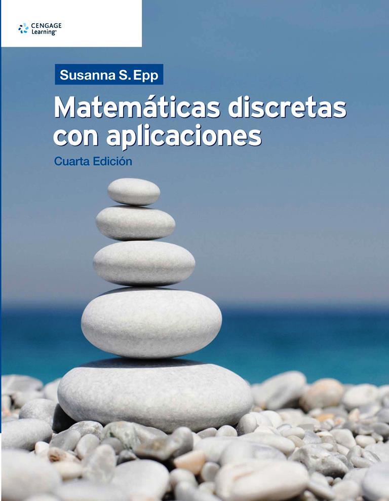 Matemáticas discretas con aplicaciones, 4ta Edición – Susanna S. Epp
