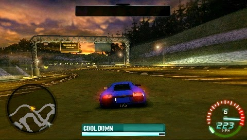 Need For Speed Carbon Own The City Download Game Psp Ppsspp