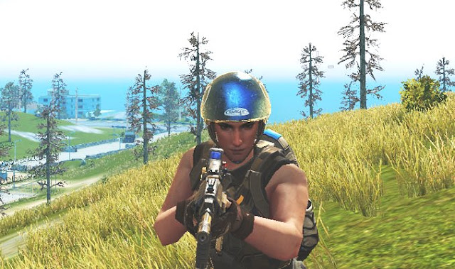 Cara Main Rules Of Survival (ROS) Android
