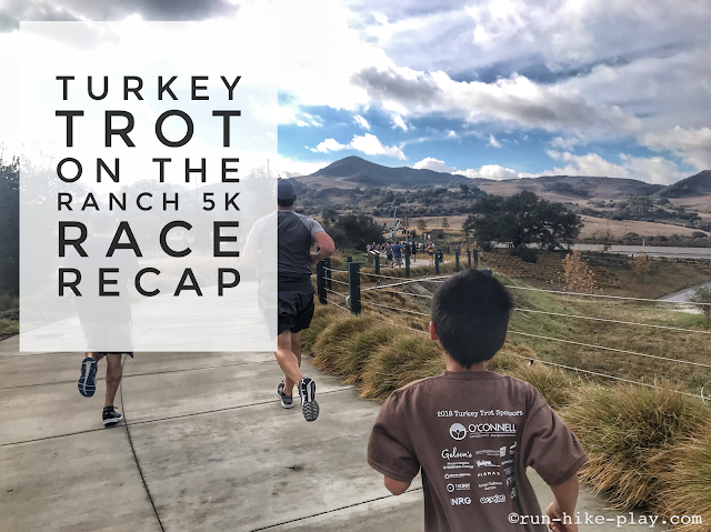 Turkey Trot on the Ranch 5K Race Recap 11/22/18