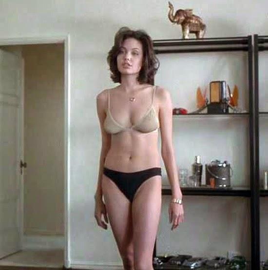 Angelina Jolie Mojave Moon Tits 101