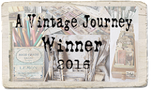 Winner at A Vintage Journey!