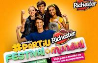 Promoção #Partiu com Richester partiucomrichester.com.br