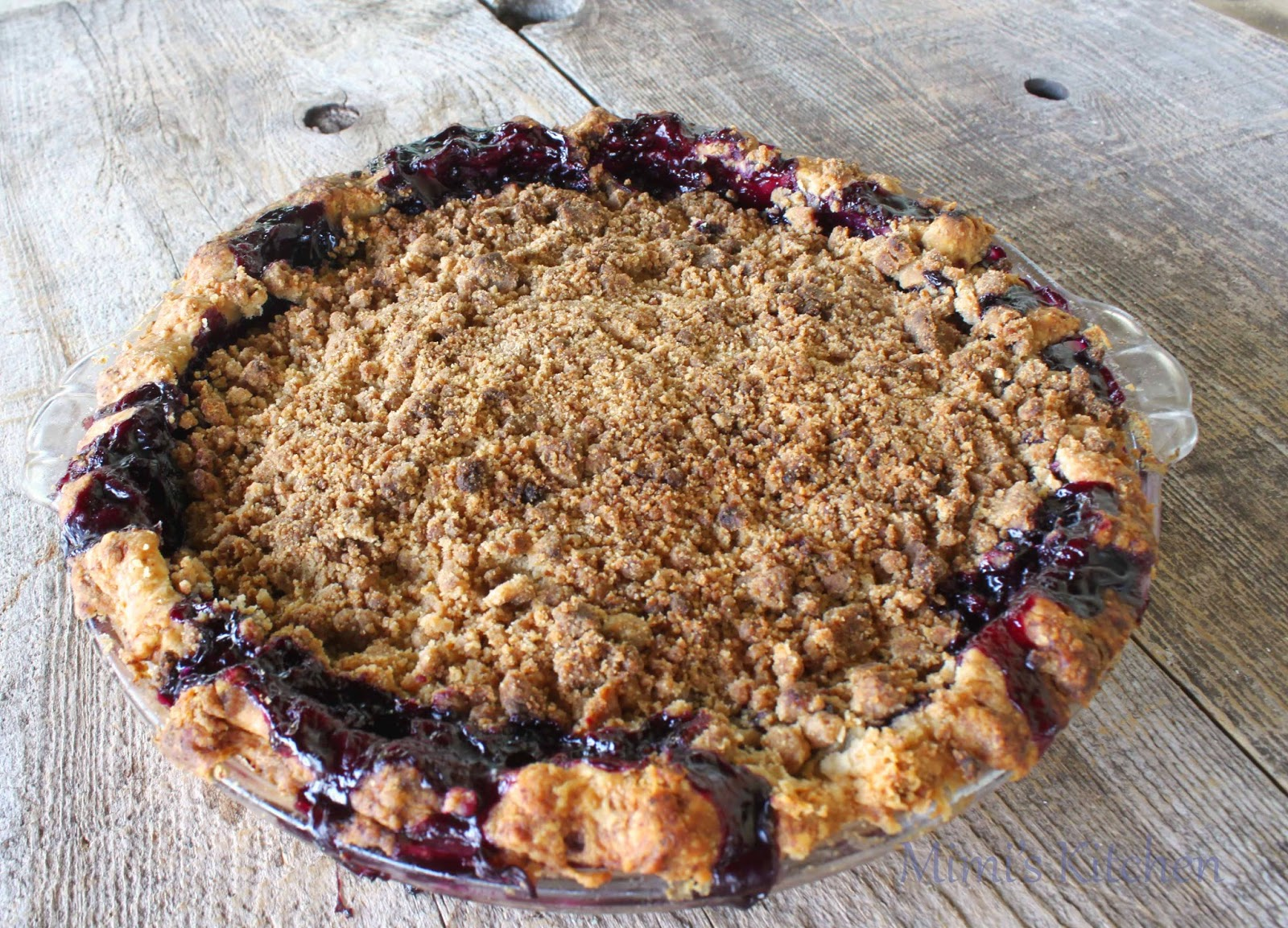 America S Test Kitchen Strawberry Blueberry Pie