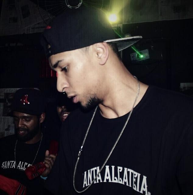 """Direto do ABC Paulista,o rapper Dondiego , divulgou sua faixa intitulada de """"DIEGO"""""""