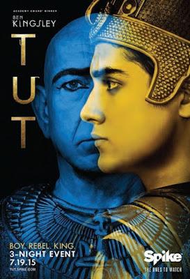 Tut (King Tut) (TV) S01 2015 DVD R1 NTSC Latino