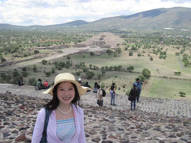 Pyramid of the Moon, Teotihuacan, Mexico