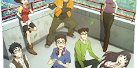 RoboMasters the Animated Series English Subbed Episodes 1-6 [END]