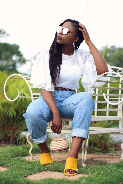 Abuja blogger princess Audu