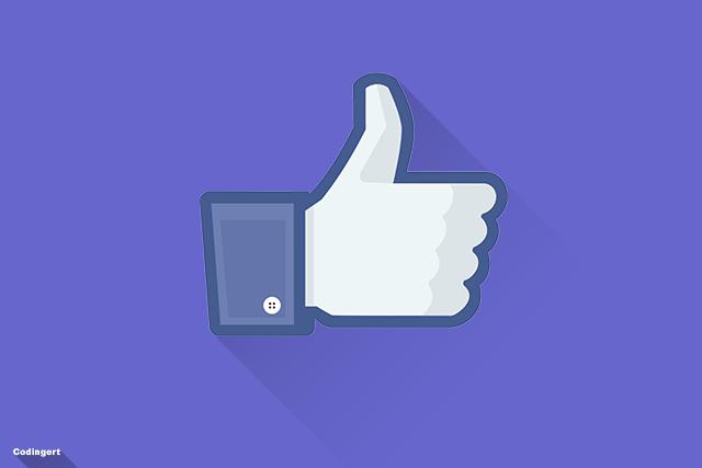 Membuat Like Box Facebook di Blog
