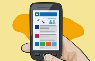 Menggunakan Template Mobile Friendly SEO TIPS